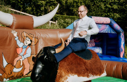 Bucking Bronco Rowan