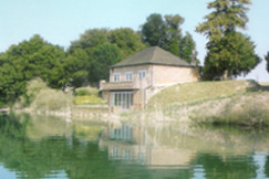 Eastwell Park Boathouse 1