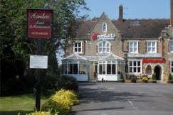 Larkfield Priory Hotel 1