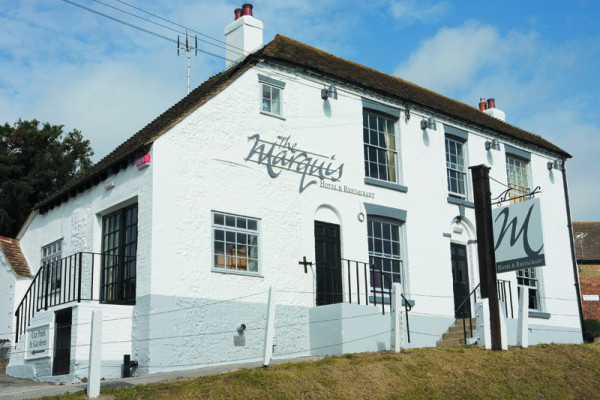 The Marquis at Alkham 1