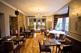 Wards Hotel restaurant