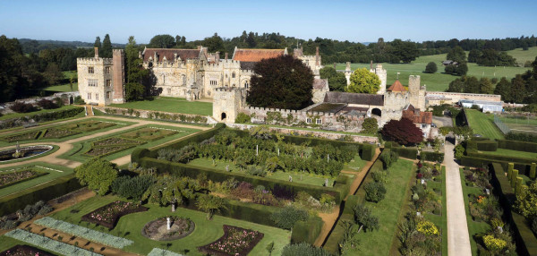 penshurst place c aerial video guys 2